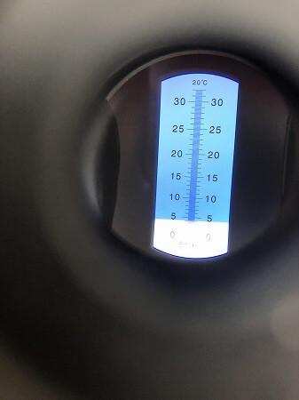 糖度計 使い方 説明 機能 果実